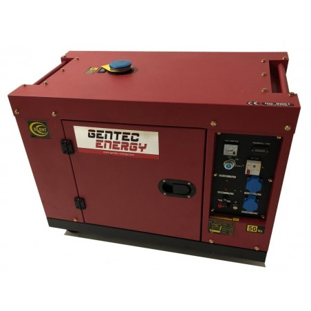 Gentec GYD7500 AVR Diesel (5,5 kVA 230V)