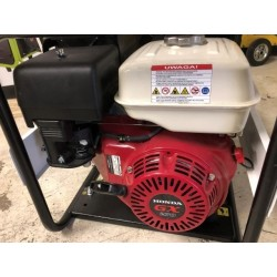 Fogo Honda 4,2 kVA, 230V showroommodel nieuw