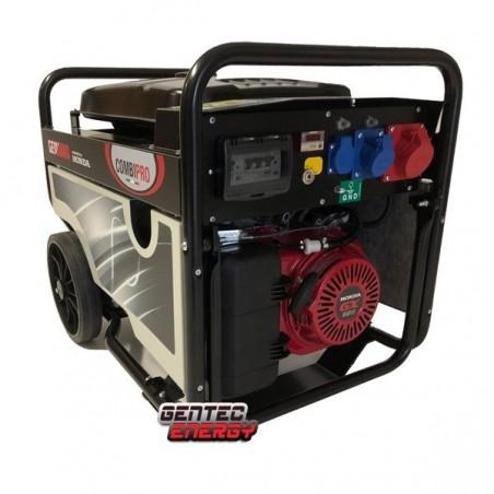 Combipro Honda G7900HEC, AVR (8 kVA - 400V)