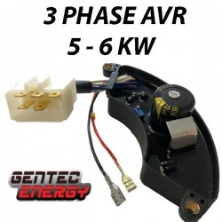 Universal 3 phase AVR for a...