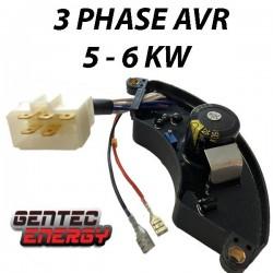 Universele 3 fase AVR voor...