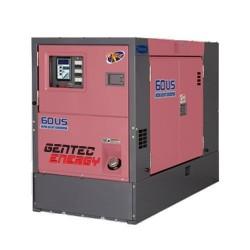 Verhuur Super stille Denyo (40 kVA - 400V)