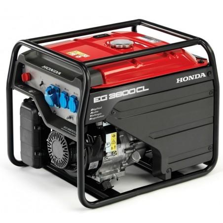 Honda EG3600CL Digital AVR Petrol (3,6 kVA - 230V)