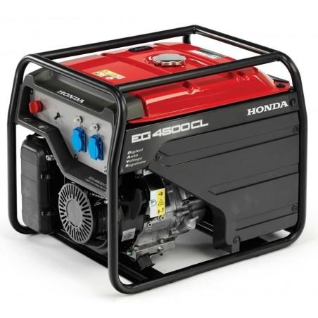 Honda EG4500 Digital-AVR Benzin (4,5 kVA - 230V)