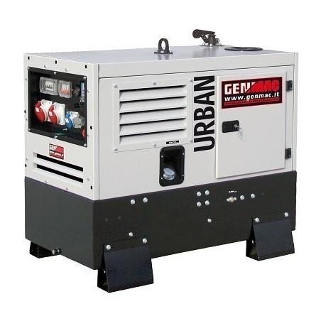 Genmac-Urban RG12000YS AVR Yanmar Diesel (12kVA - 230V)