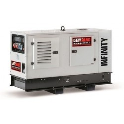 Genmac Infinity G10PS AVR for Perkins-Diesel fuel 10 kVA - 400 V)