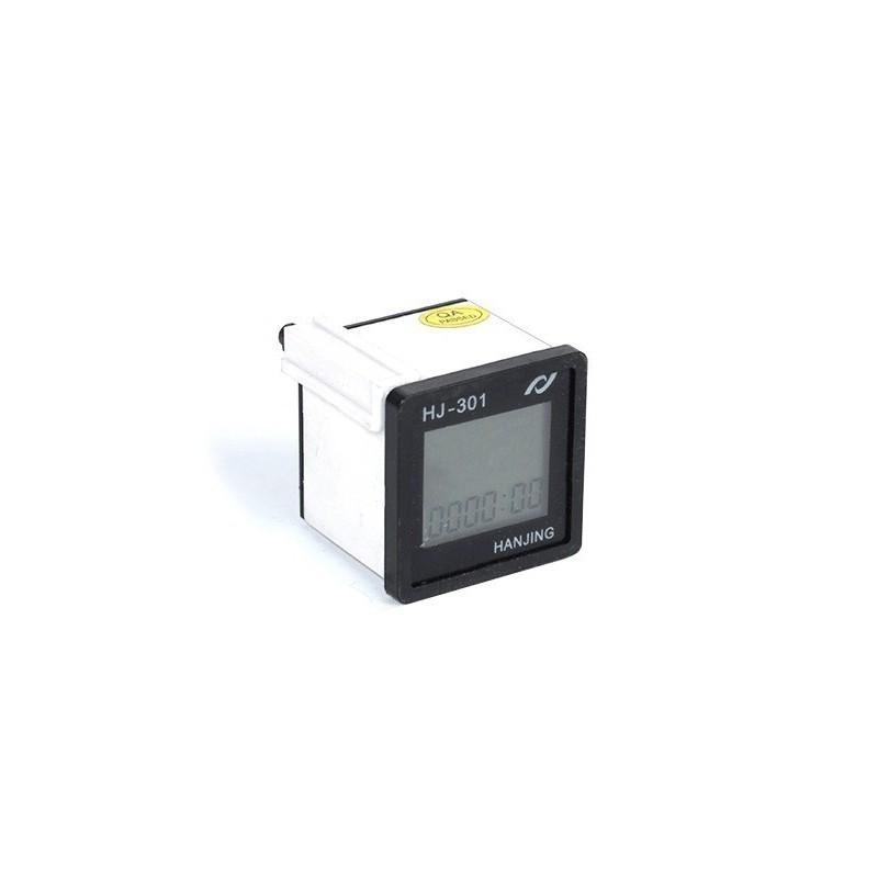 Digitale Voltmeter, Urenteler, Hz meter in één