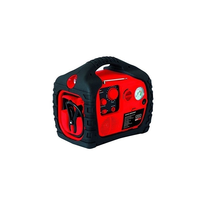 Genmac Otto Power Tool 8 in1 Emergency Kit