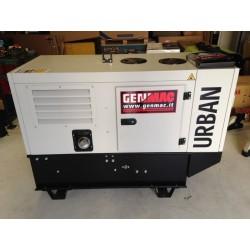 Genmac Urban G13500YS AVR Yanmar Diesel (13 kVA - 400V)