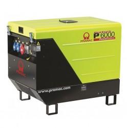 Pramac P6000, 230V