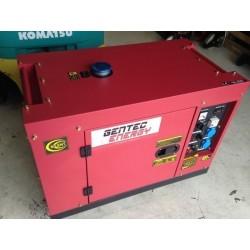 Showroommodel GYD7500 AVR Diesel (5,5 kVA 230V)